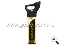 Geomax EziCat i750XF vezetékkutató, GPS, napló funkcióval