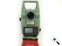 Használt Leica TC307 mérőállomás